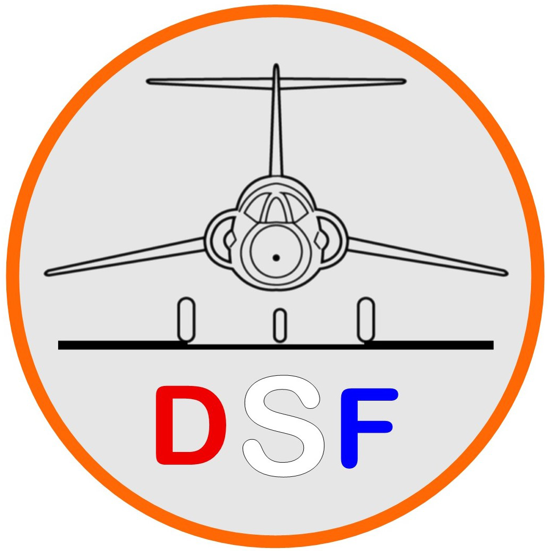 DSF logo rond DEF